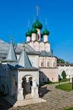 De gouden ring van Rusland. Royalty-vrije Stock Afbeeldingen