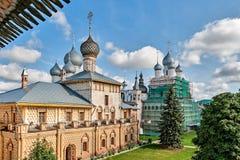 De Gouden ring van Rusland. Royalty-vrije Stock Foto's