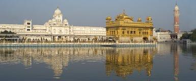 De gouden Tempel Royalty-vrije Stock Fotografie