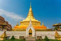 De gouden tempel Stock Fotografie