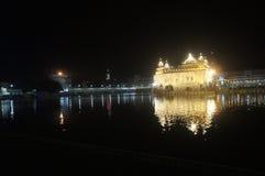 De gouden Tempel Royalty-vrije Stock Foto's