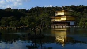 De gouden tempel van Japan zen Stock Afbeelding