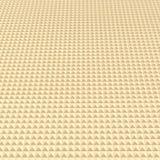 De gouden textuur van het piramidepatroon Royalty-vrije Stock Foto's