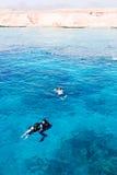 De Gr-sjeik van Sharm van het strand Stock Foto's