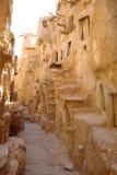De graanschuur van Berber, Libië Royalty-vrije Stock Foto