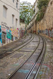 De Graffiti van Lissabon Royalty-vrije Stock Fotografie