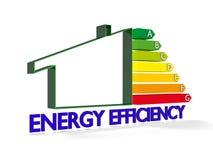 De grafiek van de bouw en van de Energie Royalty-vrije Stock Foto's