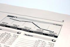 De Grafiek van de voorraad Stock Fotografie