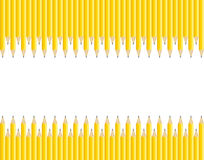 De grafiet Achtergrond van Potloden Royalty-vrije Stock Afbeelding
