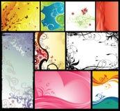 De grafische Achtergronden van het Ontwerp Royalty-vrije Stock Foto's