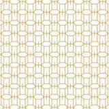 De grafische inzameling van de patroonlijn op witte Achtergrond Royalty-vrije Stock Foto