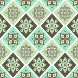 De grafische naadloze patronen van de pastelkleur Royalty-vrije Stock Fotografie