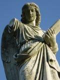 De Grafsteen van de engel Royalty-vrije Stock Foto's