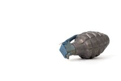 De granaat van de hand Stock Foto