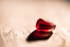 De granaatappel van de bes Stock Afbeeldingen