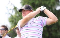 De Grancey au golf Prevens Trpohee 2009 Images libres de droits