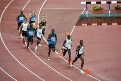 De Grand Prix 2008 van Athene Stock Afbeelding