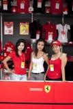 De Grand Prix 2011 Sepang van Maleisië Formule 1 Stock Fotografie