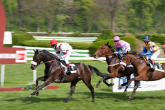 De Grand Prix 2011 van april in Bratislava, Slowakije Stock Foto's