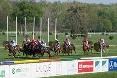 De Grand Prix 2011 van april in Bratislava, Slowakije Stock Foto