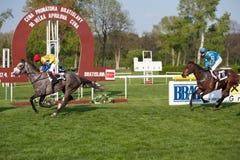 De Grand Prix 2011 van april in Bratislava, Slowakije Royalty-vrije Stock Fotografie