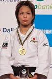 De Grand Prix 2012 Düsseldorf Duitsland van het judo Stock Foto's