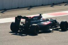 De Grand Prix F1 2016 van McLarenhonda Royalty-vrije Stock Foto
