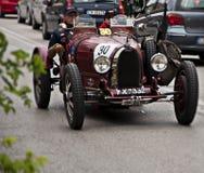 De Grand Prix 1927 van Bugatti T 37A Royalty-vrije Stock Afbeelding
