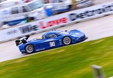De Grand Prix van Detroit van het Korvet van Chevrolet Stock Foto's