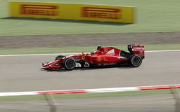 De Grand Prix 2015 van Formule 1 Gulf Air Bahrein Stock Afbeeldingen