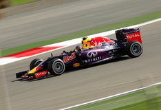 De Grand Prix 2015 van Formule 1 Gulf Air Bahrein Royalty-vrije Stock Foto's