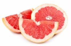 De grapefruit van vruchten stock foto