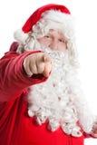 De grappige Kerstman Stock Fotografie