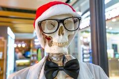 De grappige Kerstman Stock Afbeelding