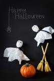 De grappige traktaties van Halloween royalty-vrije stock afbeelding