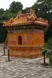 De graven Ming Stock Fotografie