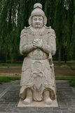 De graven Ming royalty-vrije stock foto