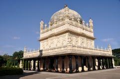 De graven van Sultan Tipu & Hyder Ali - Gumbaz stock afbeelding