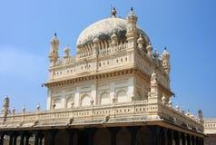 De graven van Tippu Sultan, Mysore stock foto's
