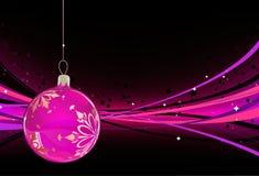 De greating kaart van Kerstmis Stock Foto's