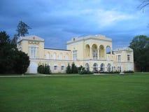 De Grens Chateau Hlohovec stock foto