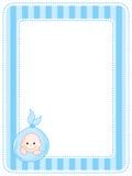 De grens/het frame van de baby Stock Foto