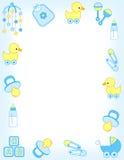 De grens van de baby vector illustratie