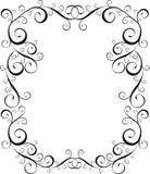 De grens van de Brief van het frame Royalty-vrije Stock Foto's