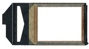 De Grens van de Film van Instamatic met het Zwarte Lusje van de Trekkracht Stock Fotografie