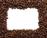 De grens van de koffie Royalty-vrije Stock Foto's