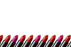 De Grens van de lippenstift Royalty-vrije Stock Afbeelding
