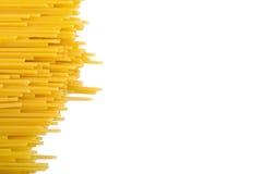 De grens van de spaghetti Stock Afbeeldingen