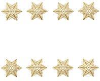 De grens van de ster Stock Afbeeldingen