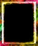 De grens van Grunge Royalty-vrije Stock Fotografie